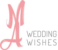 wedding wishes logo m a wedding wishes