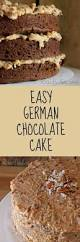 best 25 homemade german chocolate cake ideas on pinterest