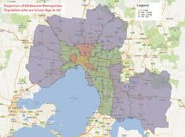 Australia Population Map How To Create Your Own Maps Stumbling Through The Future