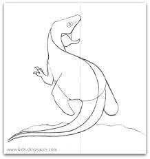 draw dinosaur