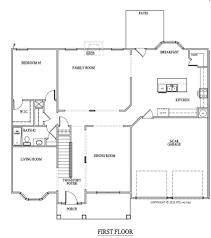 the bradwell floor plan design rts homes