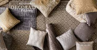 bliss home and design decorative pillows
