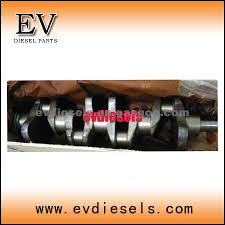 forklift k21 engine parts nissan k21 crankshaft oem number k21