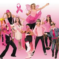 Breast Halloween Costume Breast Cancer Ribbon Breast Cancer Awareness Merchandise Pink Ribbon