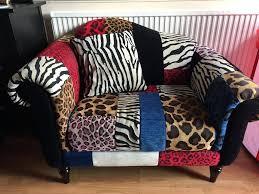 Animal Print Chairs Living Room by Animal Print Chair Sashes Zebra Print Armchair Uk Animal Print