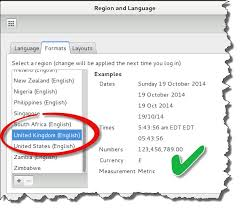 date format kali how to adjust date time keyboard to british european and