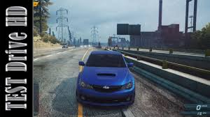 subaru cosworth impreza subaru cosworth impreza need for speed most wanted 2012 test