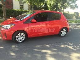 toyota yaris sedan 2015 toyota yaris sedan 2015 car for sale in abu dhabi