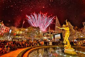 amazing christmas tree lighting ceremonies u0026 events in los angeles