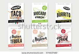 posters cuisine sketch food posters traditional products stock vector