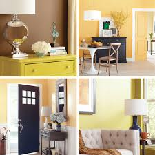 color schemes a yellow teal inspired palette the home depot