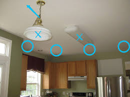 change ceiling light to recessed light thinking about installing recessed lights kitchens articles and