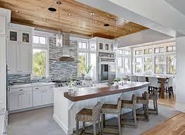 plafond de cuisine design 45 idées en photos pour bien choisir un îlot de cuisine cuisine