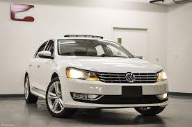 white volkswagen passat 2012 2012 volkswagen passat tdi sel premium stock 105503 for sale