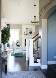 All White Living Room by Bright White With A Pop Of Color Living Room Reveal Remington Avenue