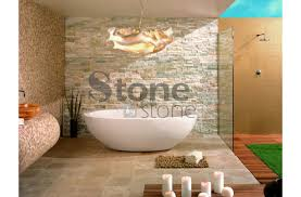 salle de bain travertin dallage en travertin 20x20 1 2cm mix beige vieilli rustic