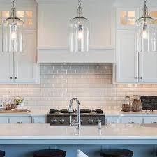 Kitchen Beveled Subway Tiles Design Ideas - Beveled subway tile backsplash