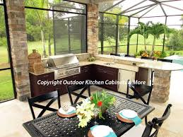 Outside Kitchen Design by Venice Florida Outdoor Kitchens Outdoor Kitchen Cabinets U0026 More