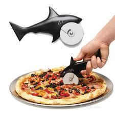 shark pizza cutter 13 shark home decor popsugar home photo 4