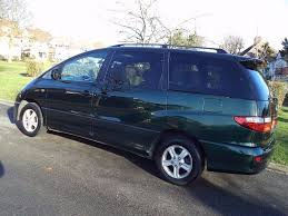 previa toyota previa 2 4 cdx ultra reliable and dependable in brighton