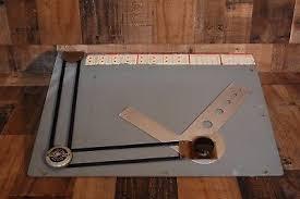Vemco Drafting Table Vintage Mayline Company Inc Drafting Table 2 U0027x 3 U0027 Gorgeous White