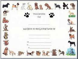 fake birth certificate birth certificate template blank images certificate design and