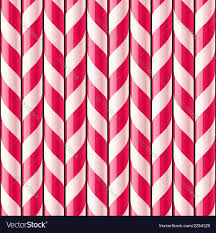 candy cane seamless pattern royalty free vector image