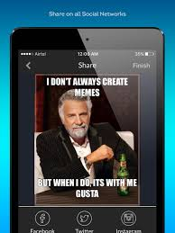 Mobile Meme Creator - me gusta the coolest meme generator apps 148apps