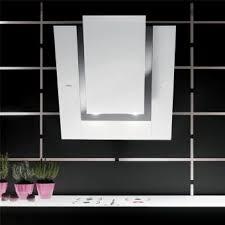 hotte de cuisine blanche hotte cuisine elica murale blanche ico 80 cm achat prix fnac