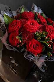 valentines day flowers s neill strain floral couture london