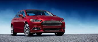 2013 ford fusion designed with interior lighting color in mind