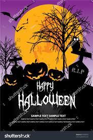 october 31 halloween holiday year has stock vector 87005825