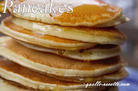 de cuisine facile et rapide pancakes recette rapide et facile par quelle recette