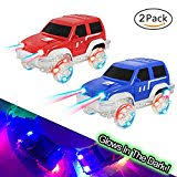 light up car track as seen on tv light up magic race cars tracks set as seen on tv 1 pcs police car