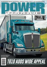 kenworth trucks bayswater 8 powertorque jan17 by paccar australia issuu