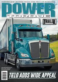 kenworth trucks bayswater 8 powertorque jan17 by paccar australia issuu