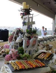 cuisine imaginarium a rustic chic garden wedding by manna pot catering bridestory com