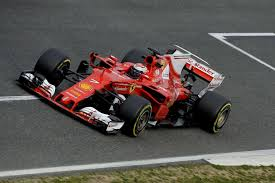 fastest ferrari who was fastest on the barcelona main straight