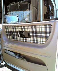 Car Upholstery Adhesive Diy Car Door Upholstery Are The Inside Of Your Car Doors Looking