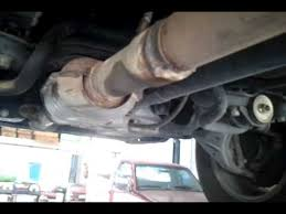 honda crv 2000 parts 2000 honda crv ca certified catalytic converter installation get