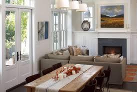 soggiorno e sala da pranzo piccolo soggiorno e sala da pranzo idee foto di buon design idee