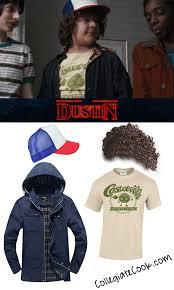 Gravity Falls Halloween Costumes Stranger Costume Ideas Dustin Stranger