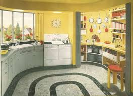 1940 Bedroom Decorating Ideas 1940s Home Style Kitchen Decor