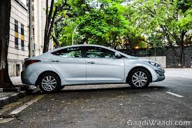 problems with hyundai elantra 2015 hyundai elantra facelift review