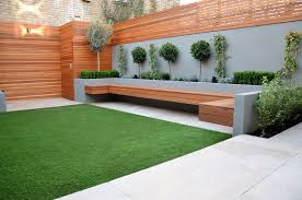 low maintenance garden border ideas for landscaping front of house