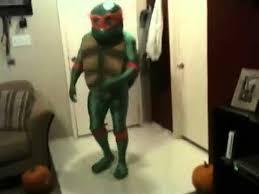 April Neil Halloween Costume Tmnt Michelangelo Custom Costume Halloween 2011