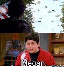 Megan Meme - damn megan by megamancdxx420 meme center