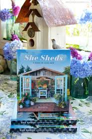 she shed book quot she shed quot book giveaway plus a special