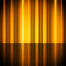 free stock photo of yellow curtains background shows stage and