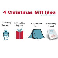 four gifts your modern family
